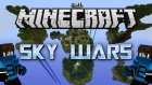 KAZMALIKTA SON NOKTA - Minecraft Sky Wars - Gökyüzü Savaşları- Barış Oyunda