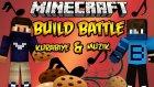 Kurabiye & Müzik - Build Battle - Minecraft Yapı Yapma Savaşı - Baris Oyunda