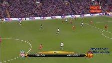Liverpool - Manchester United 2-0 Maç Özeti