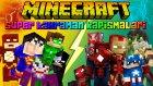 Marvel Vs Dc ? - Süper Kahraman Kapışmaları - W/azizgaming,oyunkonsolu,tto- Baris Oyunda