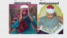 Metin Demirtaş, Kuran tilaveti. Mısır ağzı, arap şivesi. Sheikh Abdussamed makamı Amenarrasulu.