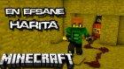 Minecraft : Hayran Haritaları - Bölüm 21 - En Efsane Harita!- Baris Oyunda