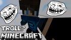 Minecraft : Hayran Haritaları - Bölüm 22 - Troll?- Barış Oyunda