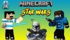 Minecraft : Star Wars - Robotlar! W/oyunkonsolu- Barış Oyunda