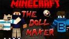 Minecraft : The Doll Maker - (Korku Haritası) W/azizgaming,oyunkonsolu - Baris Oyunda