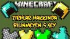 Minecraft - Zırhlar Hakkında Bilinmeyen 5 Şey- Barış Oyunda