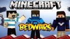 Muhteşem Üçlü! - Minecraft Bedwars W/azizgaming,oyunkonsolu- Barış Oyunda