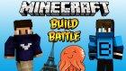 Mürekkep Balığı & Eyfel Kulesi - Build Battle - Minecraft Yapı Yapma Savaşı- Barış Oyunda