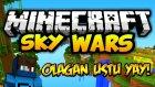 Olağanüstü Yay! - Minecraft Sky Wars - Gökyüzü Savaşları- Barış Oyunda