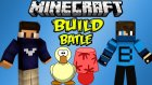 Ördek & Lamba - Build Battle - Minecraft Yapı Yapma Savaşı - Baris Oyunda