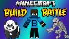 Panda & Mumya - Build Battle - Minecraft Yapı Yapma Savaşı- Barış Oyunda
