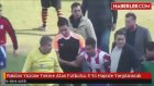 Rakibin Yüzüne Tekme Atan Futbolcu Mehmet Değirmenci 3 Yıl Hapisle Yargılanacak