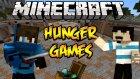 SERDAR KAÇ! - Hunger Games - Minecraft Açlık Oyunları w/OyunKonsolu- Barış Oyunda