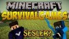 SESLER? - Hunger Games - Minecraft Açlık Oyunları w/AzizGaming- Barış Oyunda