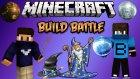 Sihirbaz & Disko - Build Battle - Minecraft Yapı Yapma Savaşı - Baris Oyunda