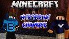 SİNİR KRİZİ! - Minecraft Herobrine Chamber- Barış Oyunda