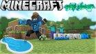 Sizin Fikirleriniz? & Yüzme Havuzu! - Legends İn Minecraft - Bölüm 13- Baris Oyunda