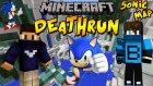 SONİC HARİTASI? - Minecraft Deathrun - Pro Aziz! - Barış Oyunda
