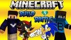 Sonic & Shadow - Build Battle - Minecraft Yapı Yapma Savaşı- Baris Oyunda
