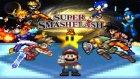 SONİC VS MARİO! - Super Smash Flash 2- Barış Oyunda