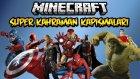 Süper Kahraman Kapışmaları - Çekişmeli W/azizgaming,oyunkonsolu,justgereksiz- Baris Oyunda