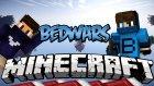 TAŞIDIM! - Minecraft BEDWARS w/AzizGaming- Barış Oyunda