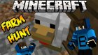 TAVUK KAÇMA - Farm Hunt - Minecraft Çiftlik Avı- Barış Oyunda