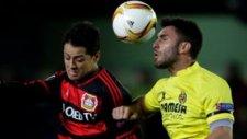 Villarreal 2-0 Bayer Leverkusen (10 Mart Perşembe Maç Özeti)