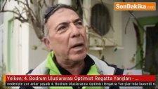 Yelken: 4. Bodrum Uluslararası Optimist Regatta Yarışları - Muğla