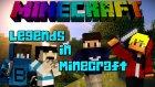 Yeni Ve Efsane Seri! - Legends İn Minecraft - Bölüm 1 W/azizgaming,oyunkonsolu- Baris Oyunda