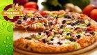 Evde Pizza Nasıl Yapılır - Yemek Tarifleri