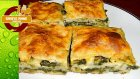 Ispanaklı Börek Tarifi - Yemek Tarifleri