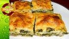 Ispanaklı Peynirli Börek Tarifi - Yemek Tarifleri