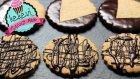 Kahveli Kakuleli Çikolata Kaplı Bisküvi / Ayşenur Altan Yemek Tarifleri