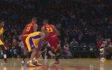 Kobe Bryant ve LeBron James Son Düello