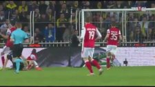 Mehmet Topal'ın golü ve sonrasında Vitor Pereira