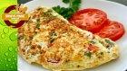 Sebzeli Omlet Tarifi - Yemek Tarifleri