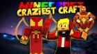Türkçe Minecraft | Craziest Craft | DEMİR ÖRÜMCEK ADAM İLE MUTANT ÖRÜMCEĞİ KONTROL ETTİM! - Bölüm 16