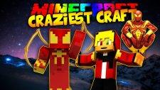 Türkçe Minecraft   Craziest Craft   DEMİR ÖRÜMCEK ADAM İLE MUTANT ÖRÜMCEĞİ KONTROL ETTİM! - Bölüm 16