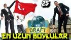 Fifa 16 Fut Draft Survıvor | En Uzun Boylular Challenge | 25.bölüm | Türkçe Oynanış | Ps4