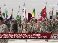İslam Ordusu'nun Görüntüleri