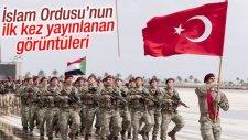 İslam Ordusu'nun Tatbikatından Görüntüler
