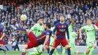 Arda Turan Rövaşata ile Attı! (Barcelona 6-0 Getafe)