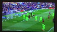 Arda Turan'ın Getafe'ye attığı muhteşem gol - İzle (12 Mart Cumartesi 2016)