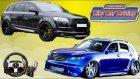 Ccd Audi Q7 Vs İnfinity Fx50s - Kashyk
