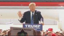 Donald Trump Çığlık Sesinden Korktu
