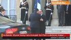 François  Hollande, Elysee Sarayı'nda Avrupalı Sol Parti Liderlerini Kabul Etti