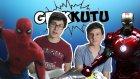 Hayvanları Besleme Ve Süper Kahraman Kutusu - Geek Kutu