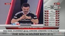 Jose Sosa'nın Golünde Bjktv