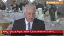 Koray Aydın: